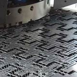 CNC Punch press nesting software