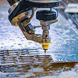 CNC waterjet nesting software