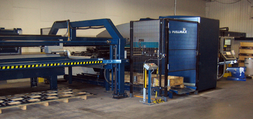 Pullmax 720 FCP CNC Punch Press