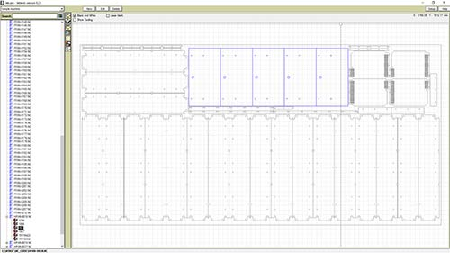 Direct Numerical Control software for CNC sheet metal machines