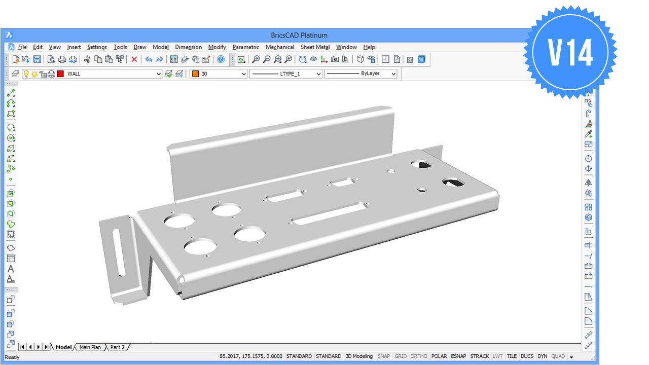 3d unfolding sheet metal software.