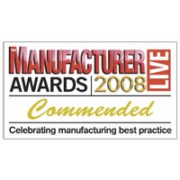The Manufacturer awards 2008