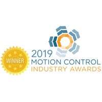 Winner - Motion Controls Industry Awards 2019