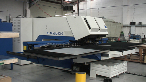 Trumpf 6000L punch laser combination machine
