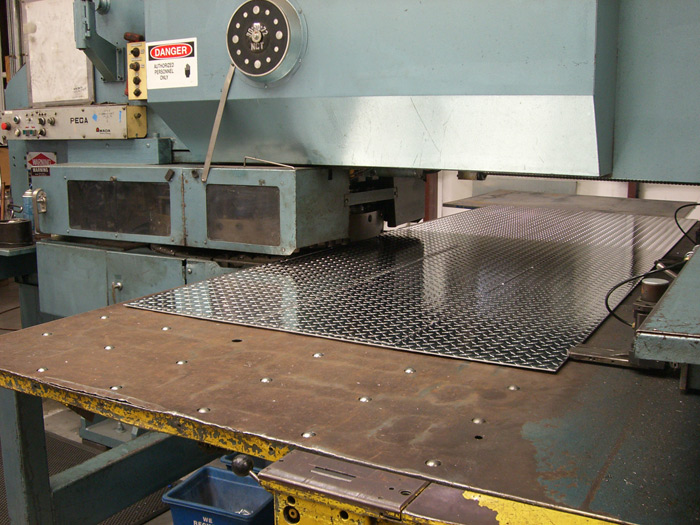 Amada Punch Press