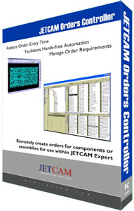 JETCAM Orders Controller