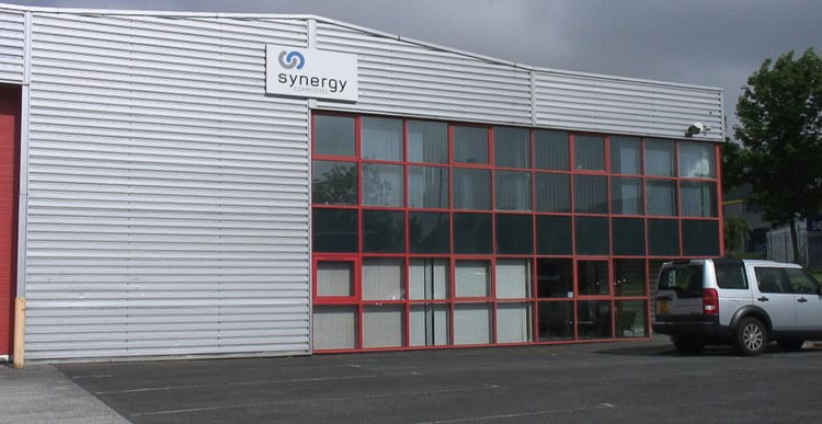 Synergy Composite manufacturing