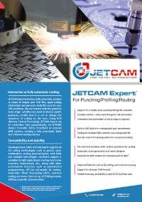 JETCAM Expert CADCAM and nesting software