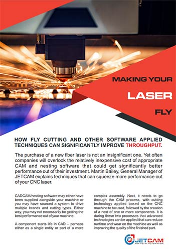 White paper on CNC laser software technologies